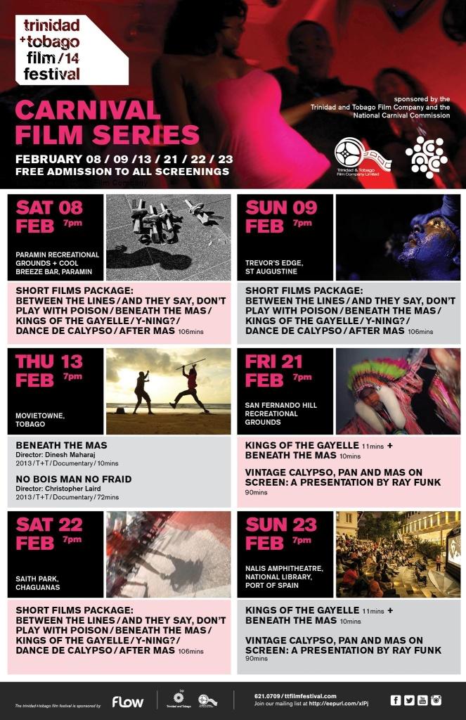 Carnival Film Series Poster