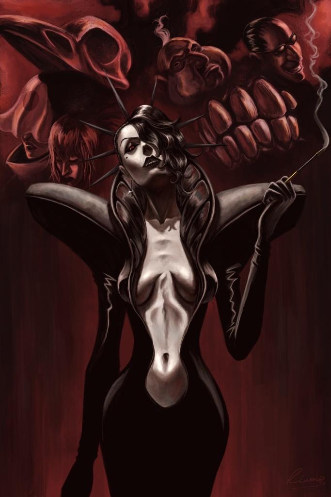 Gothic-Noir