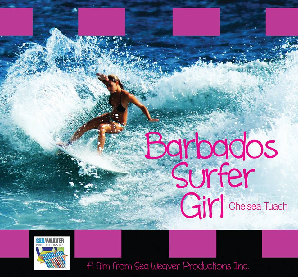 Barbados-Surfer-Girl